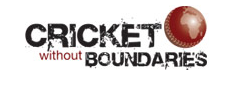 Cricket Without Boundaries logo