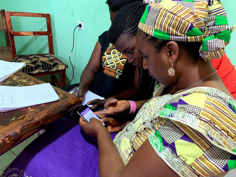 Saving lives with Taamunde